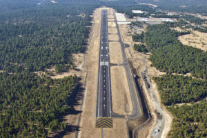 CMAR Flagstaff, Pulliam Airport Runway 3-21 Mill & Overlay Project