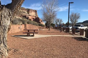 Meteor Crater Rest Area Improvement