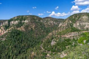 Hwy 89A Oak Creek Canyon