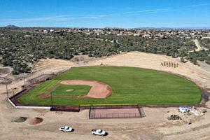 New ERAU Baseball Field
